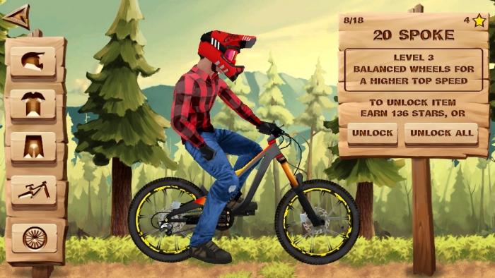 Велоиндустрия: Тэйлвип на дх-байке
