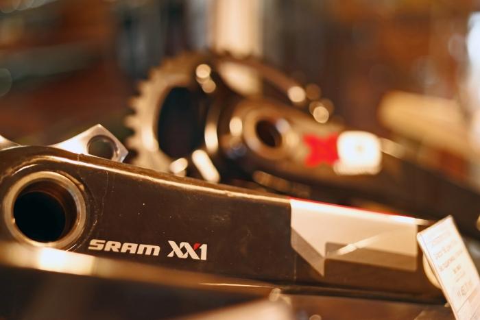 Блог компании Велопробег: SRAM, больше SRAM, еще больше SRAM!