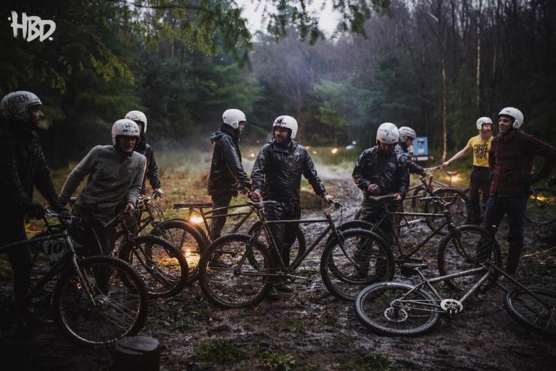 World events: Hack Bike Derby - еще немного о английском мтб
