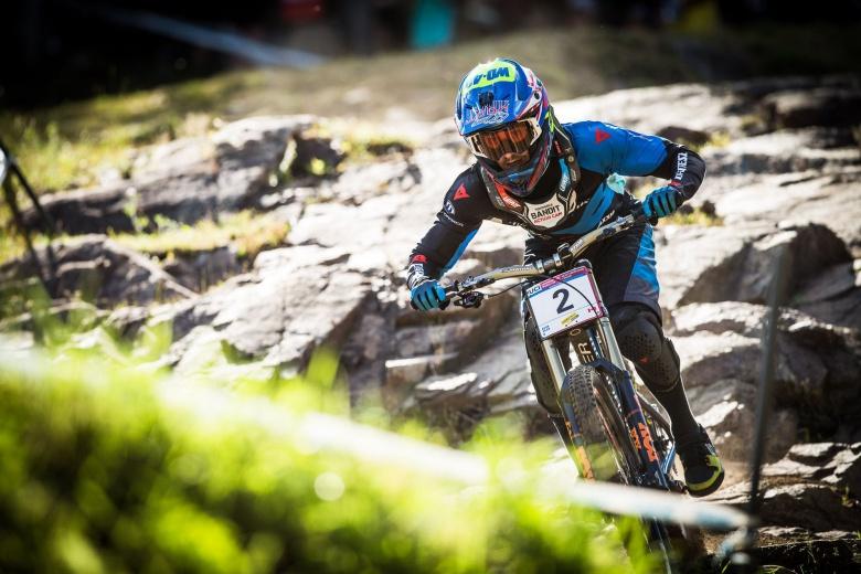 World events: Mont-Sainte-Anne: результаты