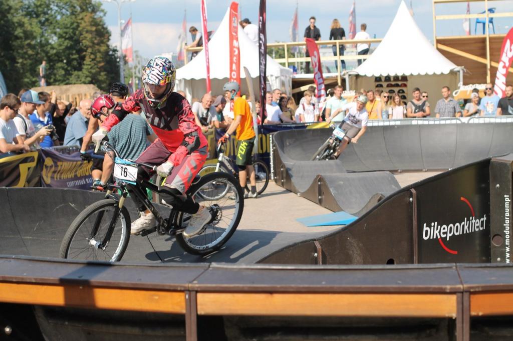 Наши гонки: Памп-трек 14-16 октября на Ski Build Expo 2016