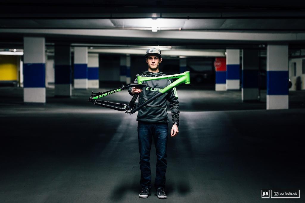 Велоиндустрия: Remy Metailler подписал двухлетний контракт с Cube