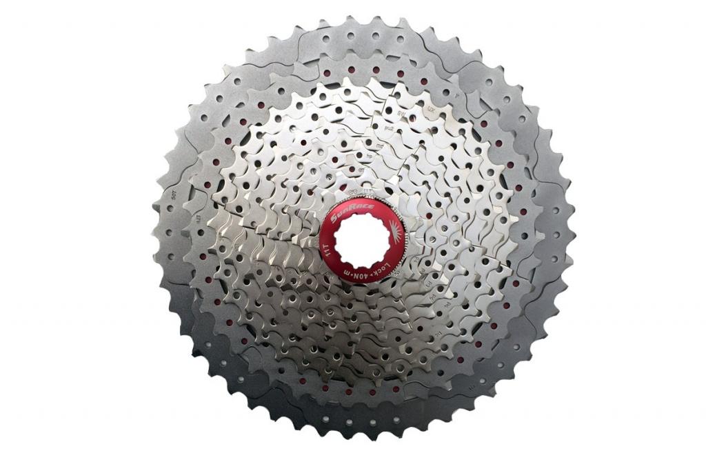 Новое железо: Sunrace MX80: 11-50, кто больше?