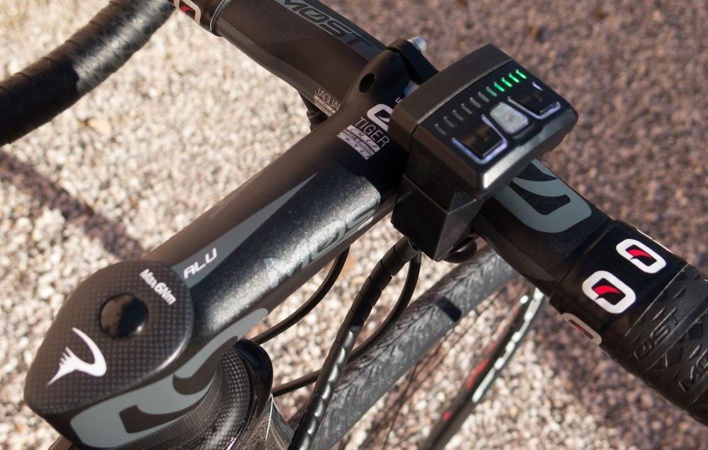 Шоссе/Трек: Электрический шоссейник от Pinarello