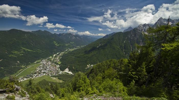 World events: Проба пера - два этапа кубка Словении по эндуро