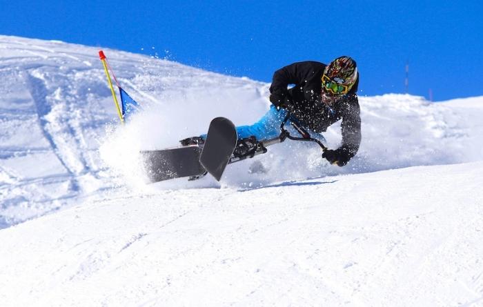 Профайлы и интервью: Fabien Cousinié на сноускуте. красиво.