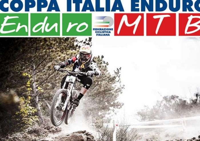 Велоиндустрия: Шутки за 300 в итальянском эндуро