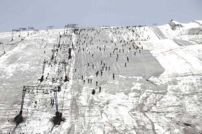 World events: Абсолютно безумное видео от победителей Mountain of Hell