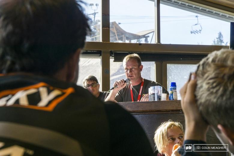 World events: Открытые тренировки перед эндуро гонками - как правильно?