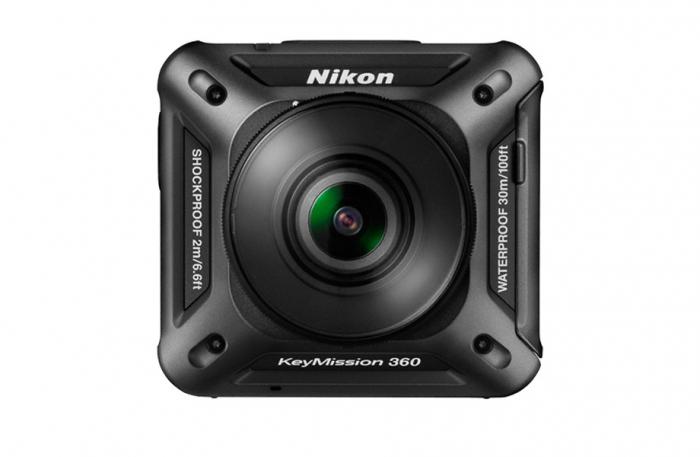 Экипировка: Nikon презентовал решение проблемы 360 градусов - KeyMission 360
