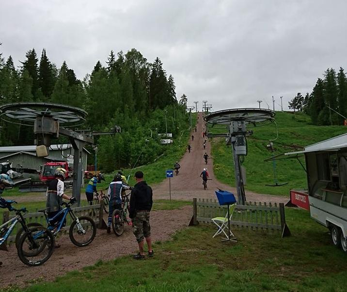 Места катания: Поехали в Финляндию 11- 13 июня!