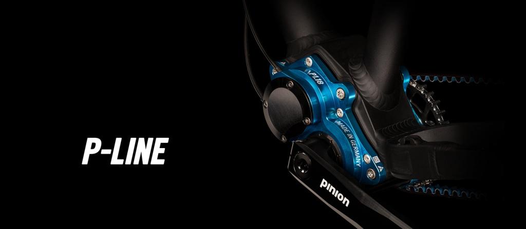 Новое железо: Eurobike 2016: О том, как Pinion продвинулся за год