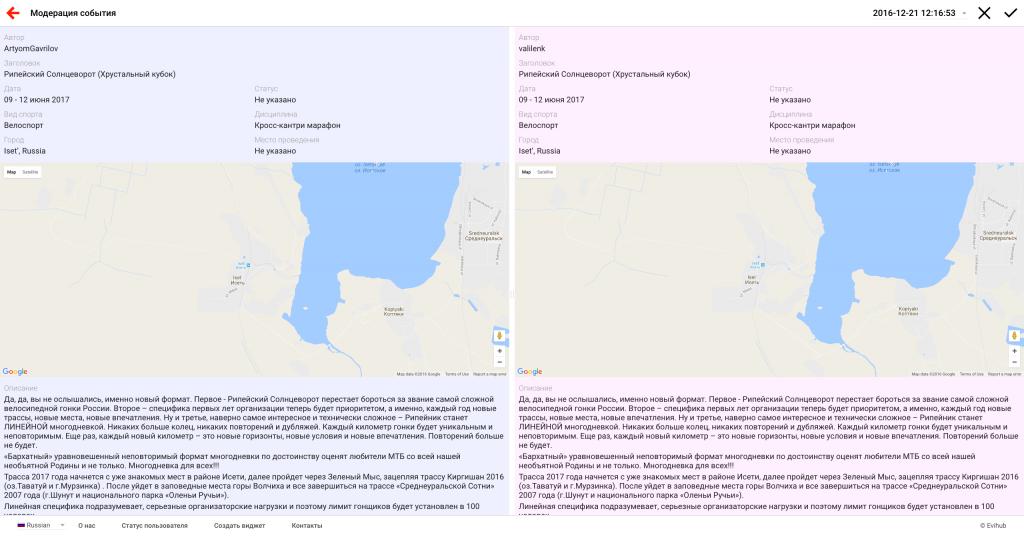 Велоиндустрия: Бета-версия Evihub вышла в открытое использование