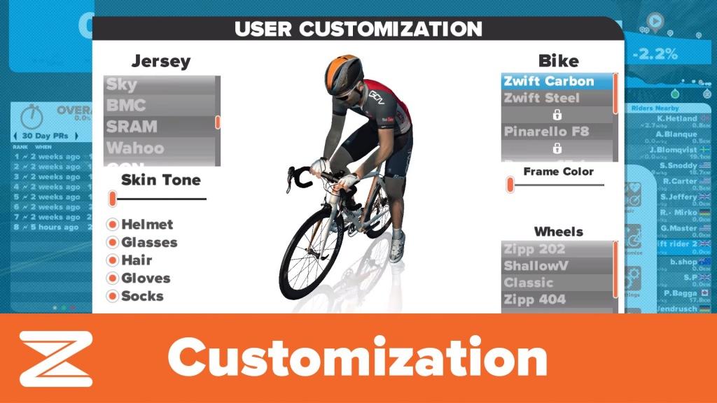 Велоиндустрия: Большой обзор тренировок с мощностью в Zwift
