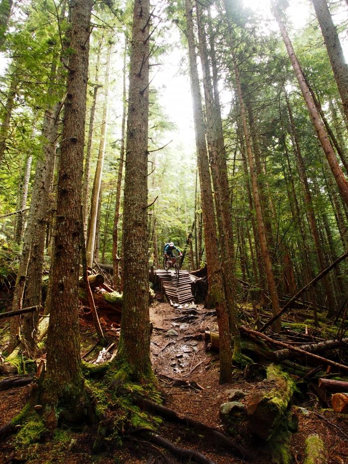steep and gnarly ))): Fantasyland, pt.1. Whistler-Squamish