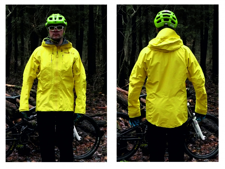 steep and gnarly ))): Тест - Куртка Adidas terrex TechRock Gore-Tex