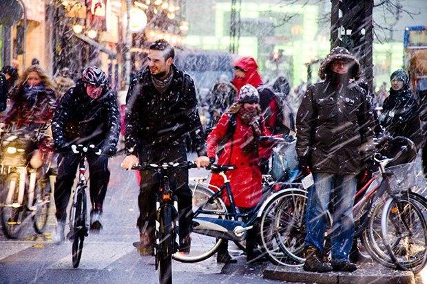 Hardware: Интервью: Консультант мэрии финского Оулу — о зимнем велодвижении