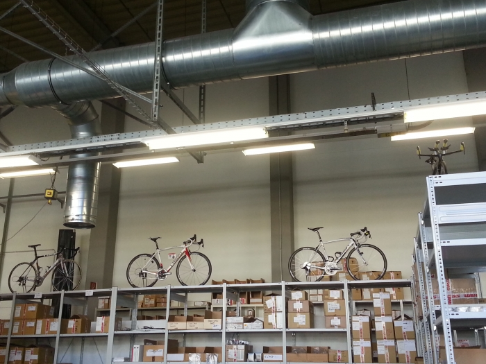 Hardware: Конверсия одного из старейших производств велосипедных компонентов.