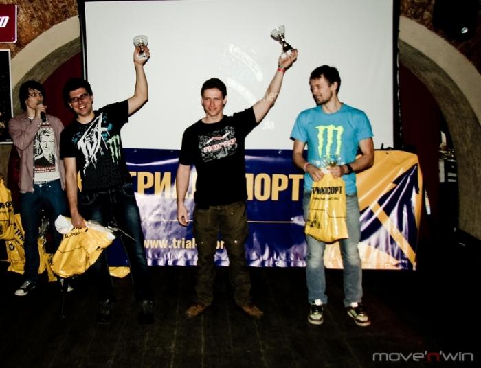 move'n'win: Церемония награждения состоялась!