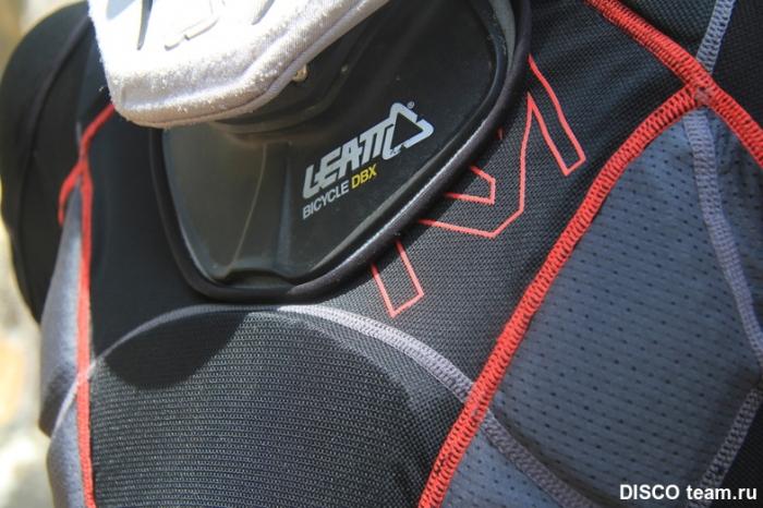 DISCO: Kenny Racing: обзор защиты торса Kontact