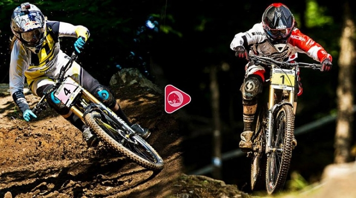 move'n'win: Видео MANON CARPENTER VS RACHEL ATHERTON