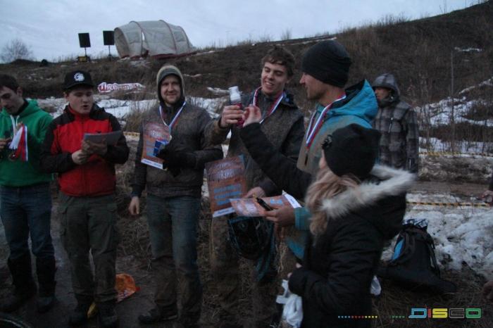 DISCO: Шоколадная премьера в Орехово состоялась!