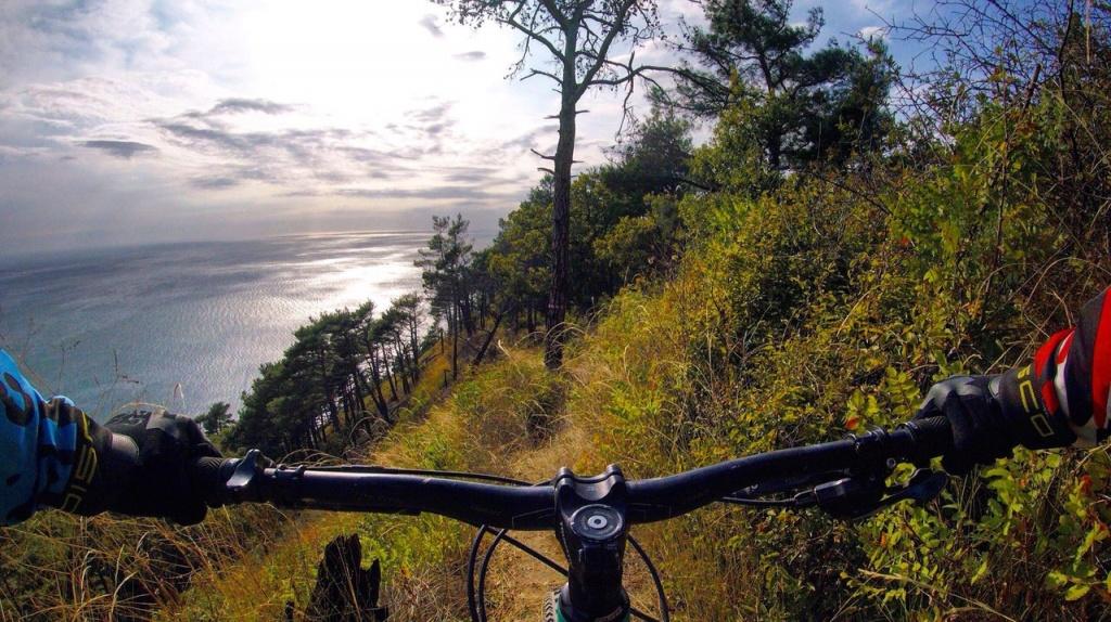 DISCO: РЭС#4 в Геленджике с видом на море