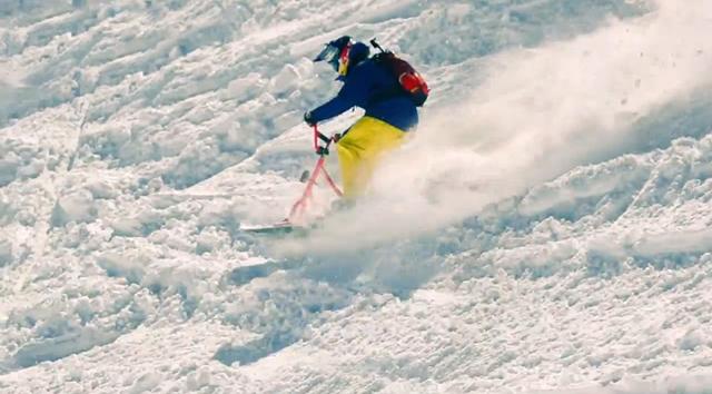 snowscoot: Новый сноускут видос от Филипа Полка