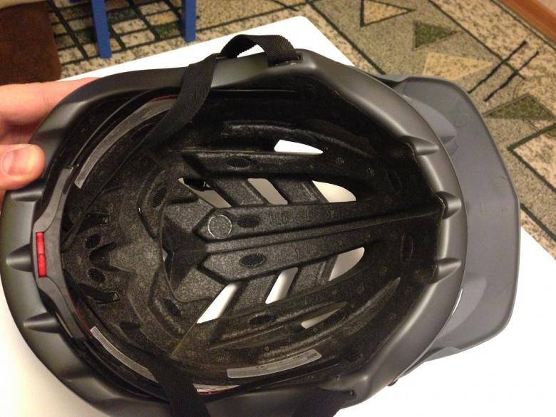 Личный блог: Опыт эксплуатации шлема TLD A1