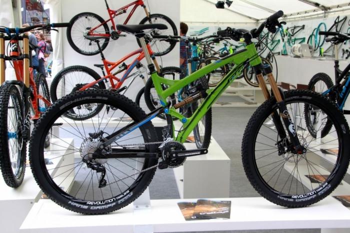 Новые велосипеды Transition Covert 2014