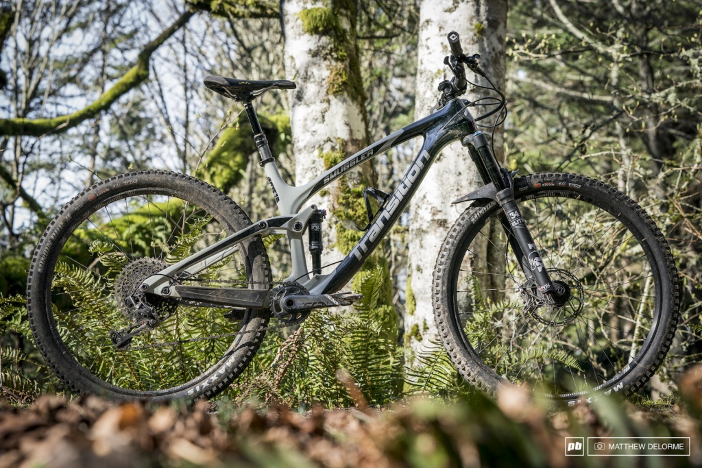 Блог компании ChillenGrillen: Transition Smuggler Carbon | Тест Pinkbike.com