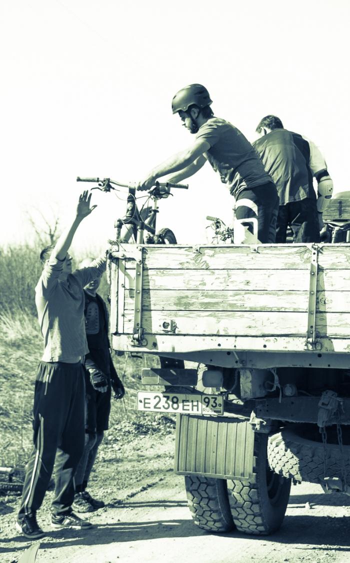 Личный блог: Немного фоток с катания на PiggyTrail