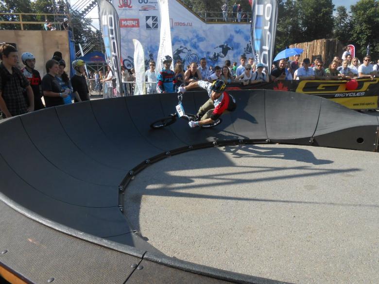 Наши гонки: Moscow City Games 2016: Pumptrack. Итоги.
