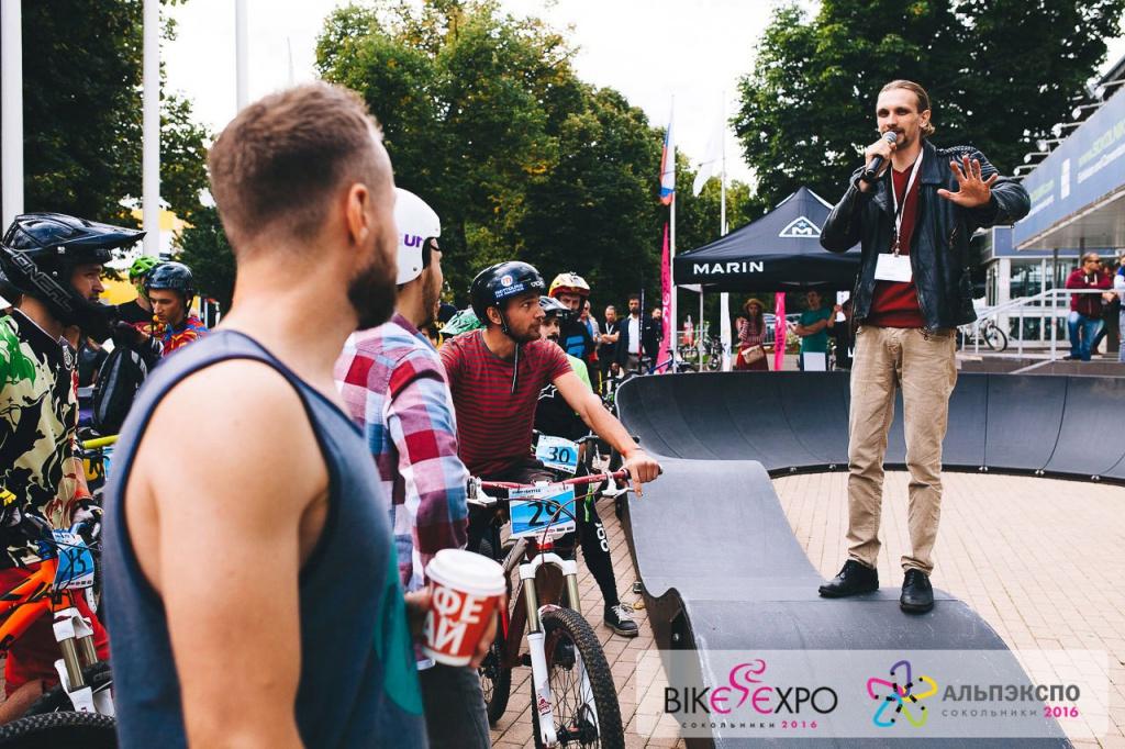 Наши гонки: Bike Expo 2016: Памп-батл, итоги