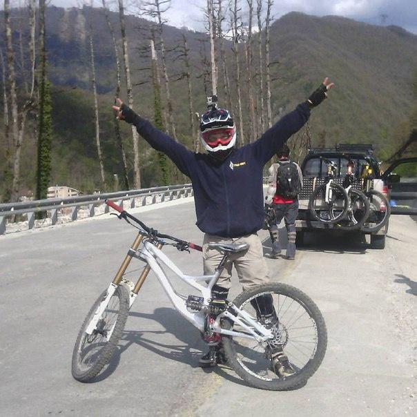 Личный блог: Массовый спуск на горных велосипедах пройдет на курорте «Горки Город»