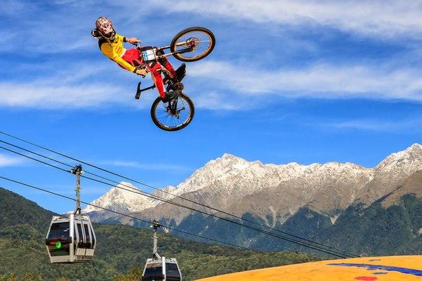 Личный блог: Gorky Downhill Cup & Megaavalanche 24-26 June