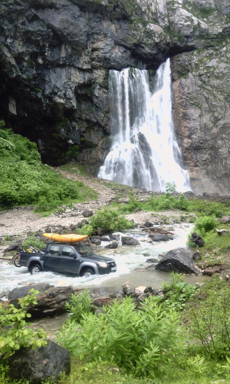 Личный блог: Сьемки Destination Trail в Сочи