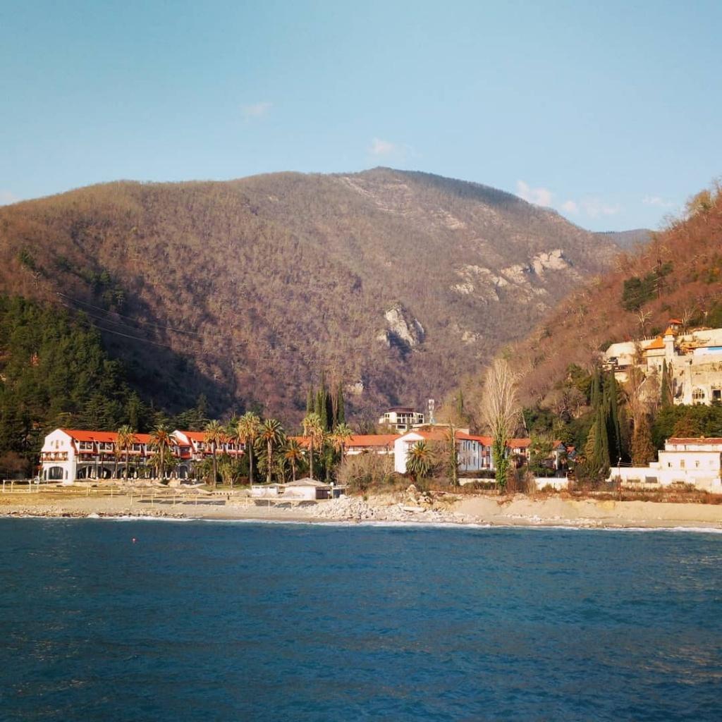 Личный блог: Абхазия, Гагре-Лигуре
