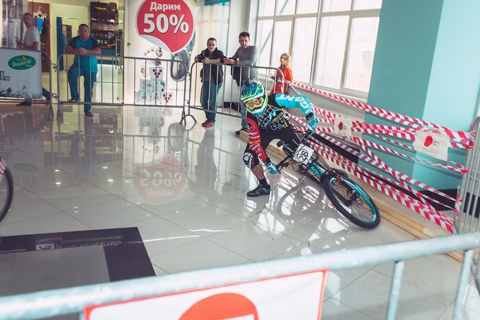 DISCO: DownMall 2014 in Moscow