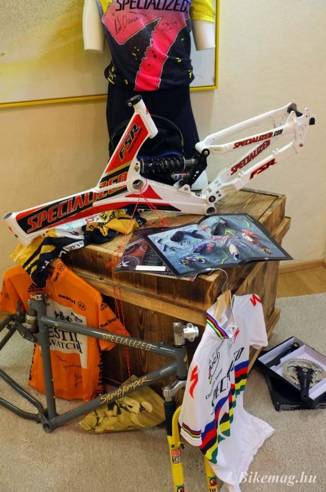 Zhirnova: Как мы съездили на Specialized Dealer Event
