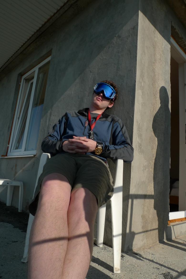Trenduro: Ранний раскаточный лагерь в Крыму: с 14 апреля по 18 апреля и с 18 апреля - 22 апреля