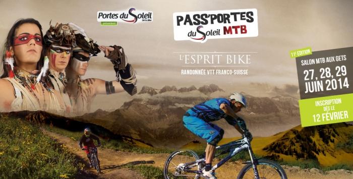 Места катания: Pass'Portes du Soleil 2014