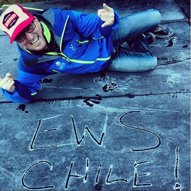 World events: EWS  - 1ый этап в Чили