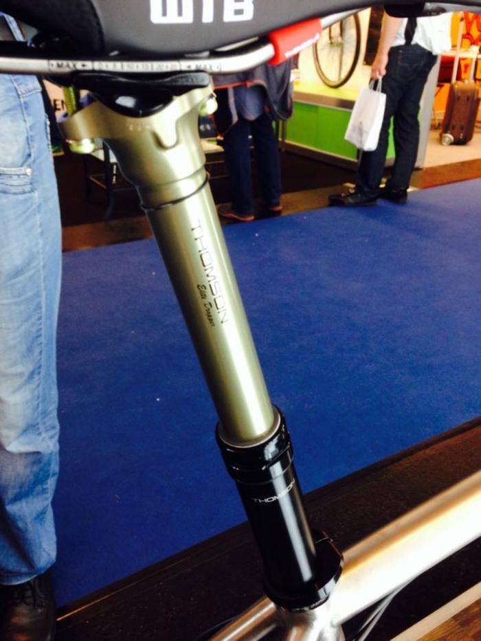 Новое железо: Eurobike 2014: Дропперы от Thomson и Kore