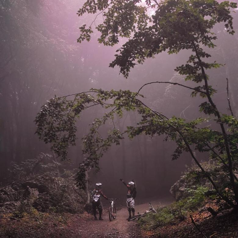 Места катания: Biketest - первые туры проходят отлично!
