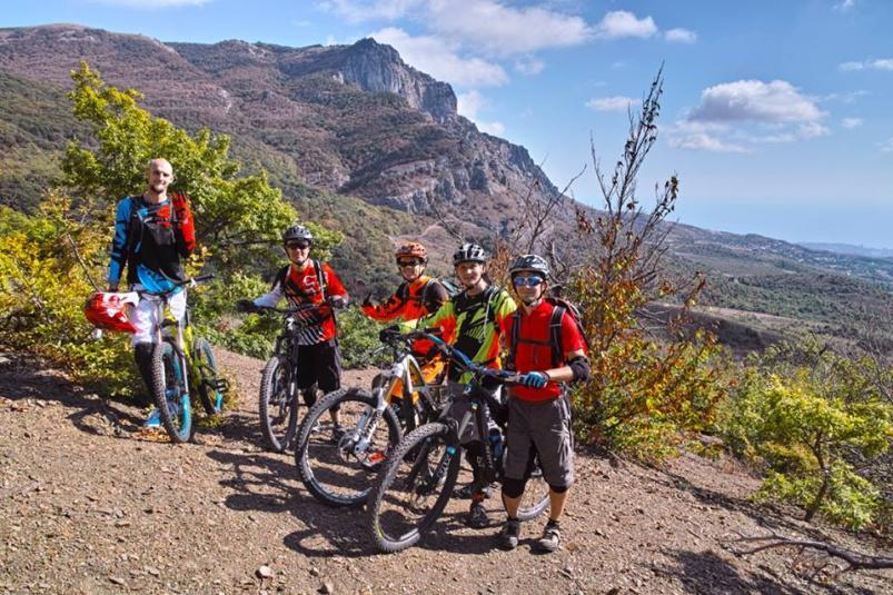 Тренировки: Biketest – тренировочный эндуро сбор