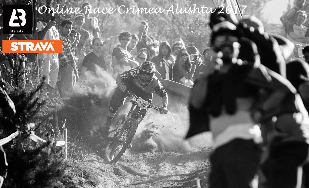 Наши гонки: Biketest Online Race