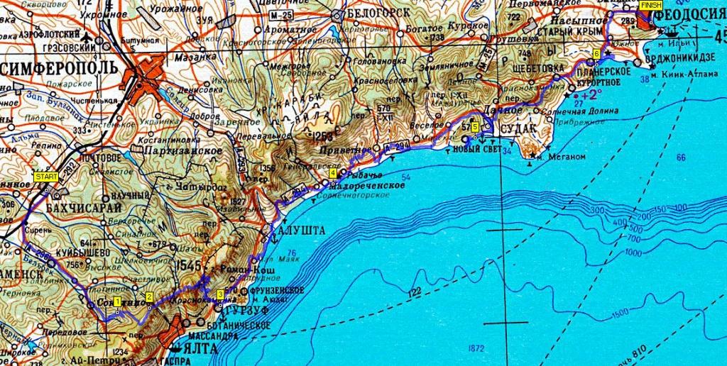 Места катания: Восток - дело тонкое