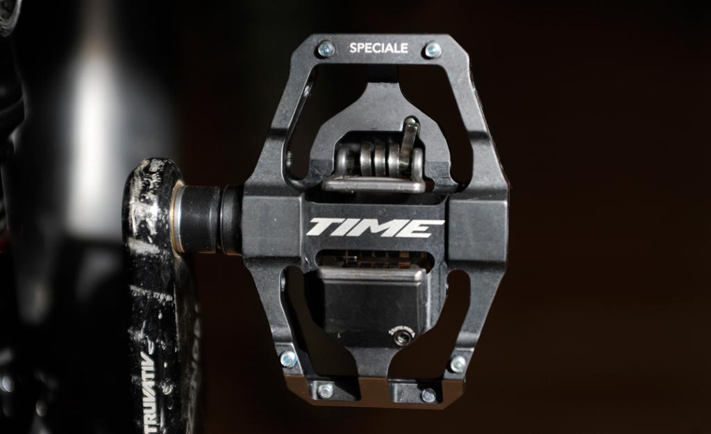 Новое железо: Time Speciale – педали для эндуро.