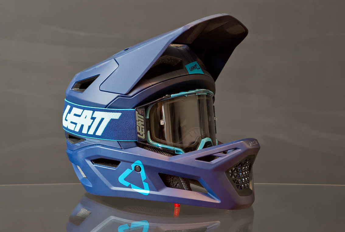 Leatt Cross Lunettes Velocity 4.0 clairement Motocross terrain helmbrille alpin MX DH